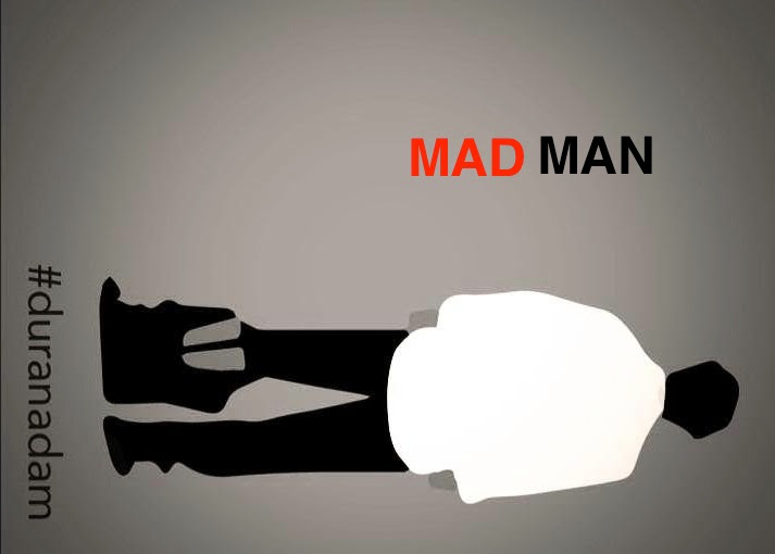 Standing Man - MAD MAN #Turkey #GeziPark