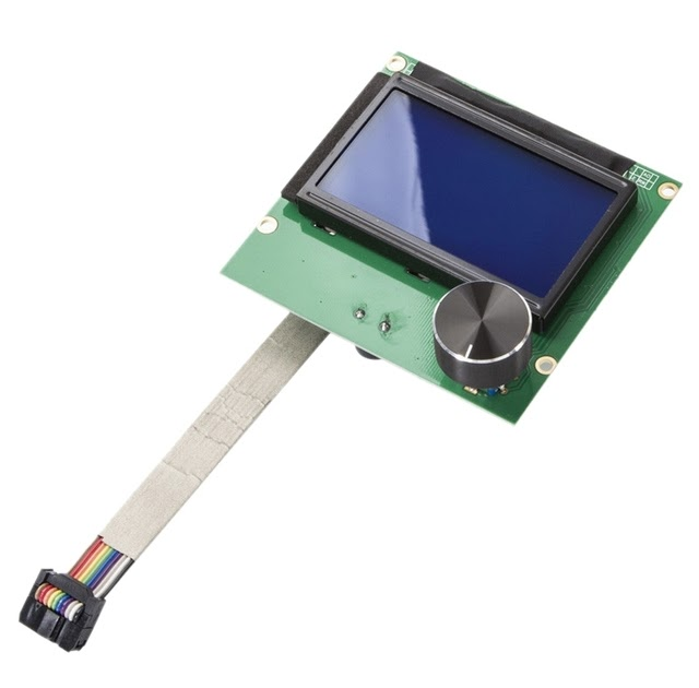 Special Offers New 1 4 3D Printer Screen Display 12864 Lcd