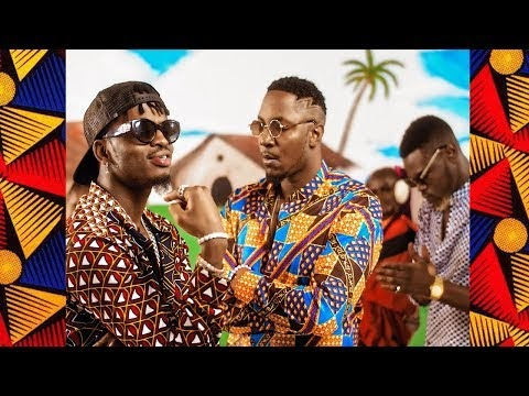VIDEO: Stanley Enow Ft. Diamond Platnumz & Ariel Sheney – My Way Remix