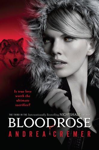 Bloodrose (Nightshade, #3)