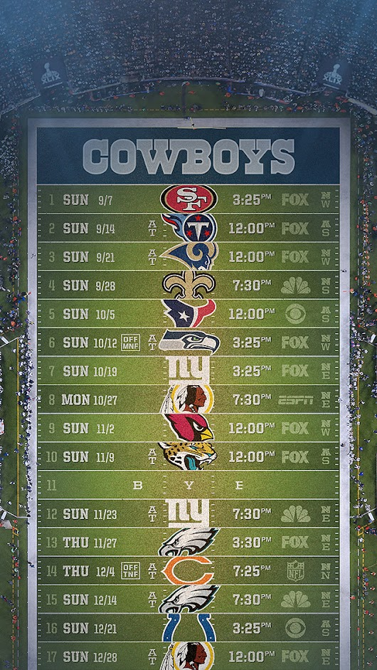 2014 NFL schedules for ALL teams-iPhone,Android,Desktop - Imgur