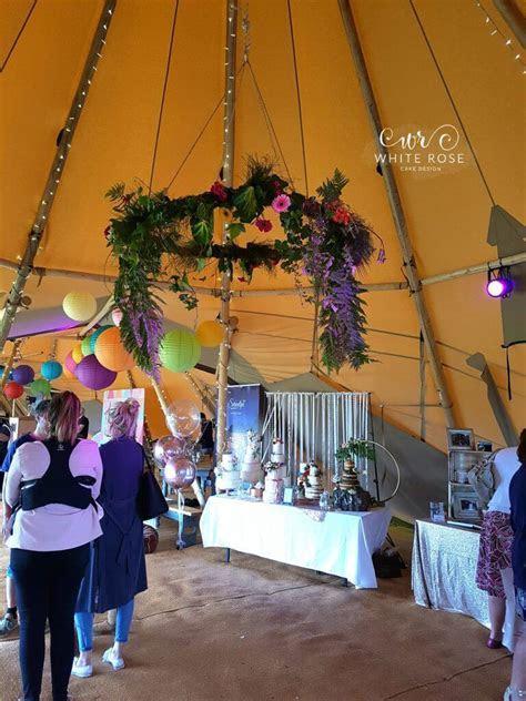 Woodside Weddings   The Festival Wedding Fair   White Rose