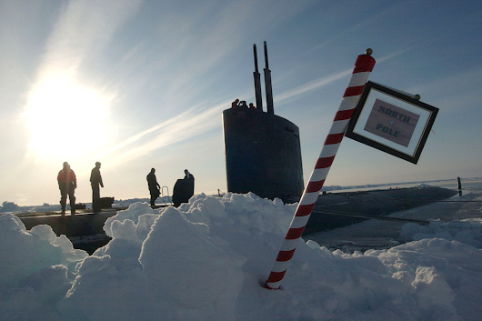 Cold wars: why Canada wants to claim the North Pole