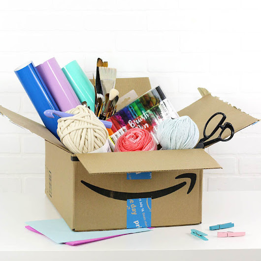 Amazon Prime Day Craft Deals 2018 - Deals for Crafters and Creatives