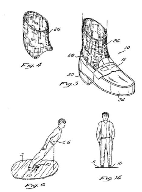 Michael Jackson Patented Shoes To Perform His Gravity-Defying Lean