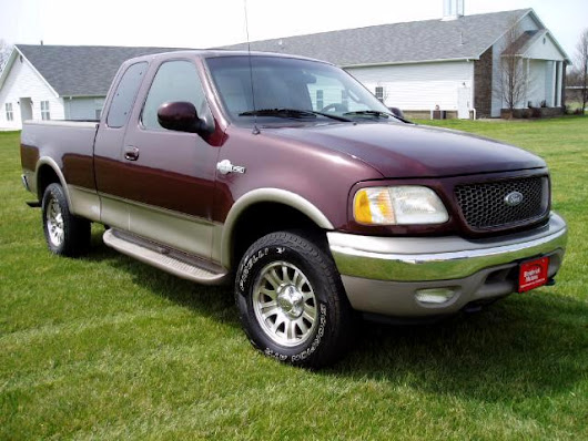 Used 2002 Ford F-150 for Sale in Sandusky OH 44870 Deiderick Motors