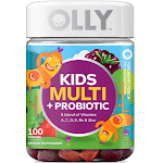 Olly Kids Multi + Probiotic Single / 1 / 50 Servings