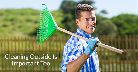 Why Cleaning Outside Can Be As Important As Cleaning Inside | Royal Building Cleaning Ltd
