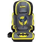 Kids Embrace DC Comics Batman High Positioning Back Toddler Booster Car Seat by VM Express