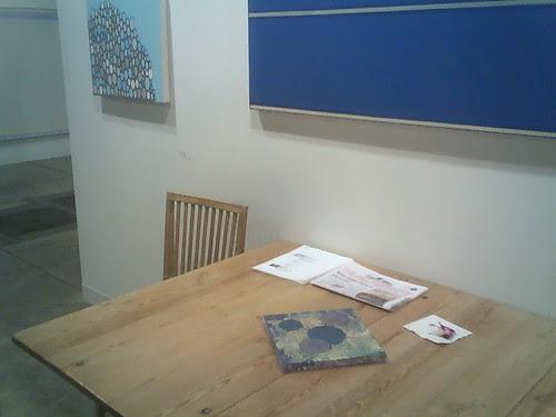 Meatball on Table, at Paula Cooper, Art Basel, Miami