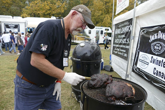 Vote - Jack Daniel's World Championship Invitational - Best BBQ Festival Nominee:  2016 10Best Readers' Choice Travel Awards