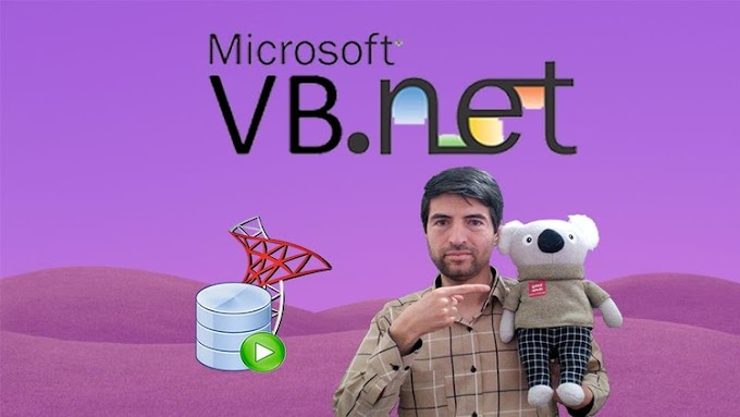 [100% Off UDEMY Coupon] - The Complete VB.Net,vb Course,Beginner to Interm, SQL Server