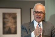 La mise à jour économique du ministre Carlos... (Photo Hugo-Sébastien Aubert, archives La Presse) - image 1.0