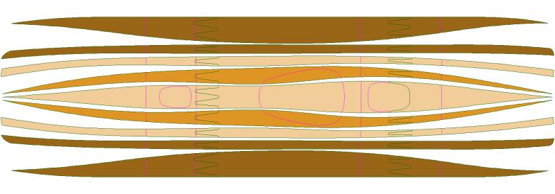 Fishing Boat: Learn Plywood kayak designs