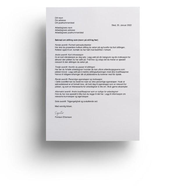 skrive dating brev
