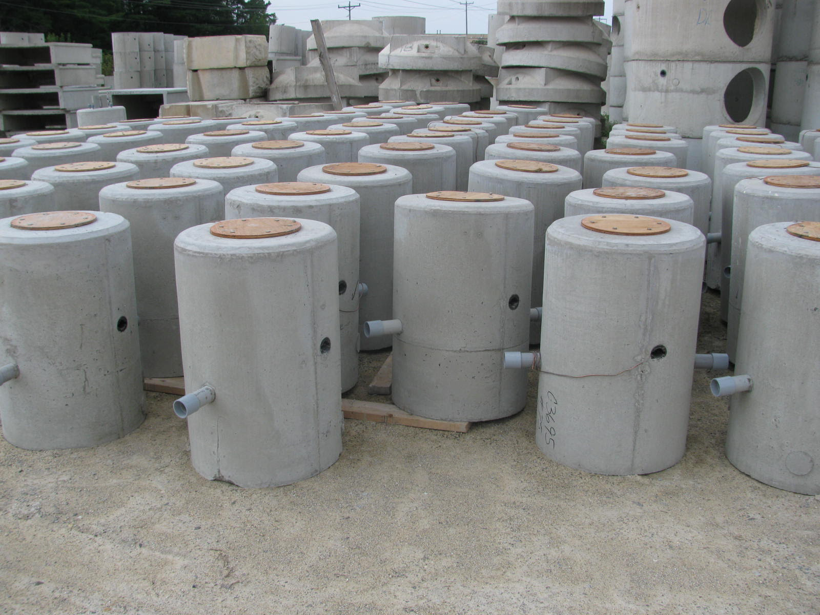 Utility Water Gas
