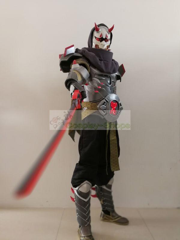 Cosplay Genji Overwatch