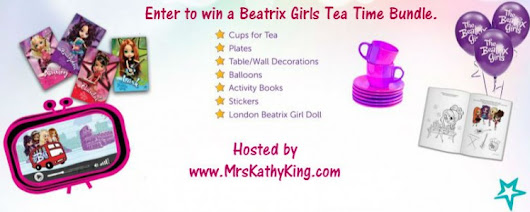 Beatrix Girls Tea Time Bundle Giveaway!