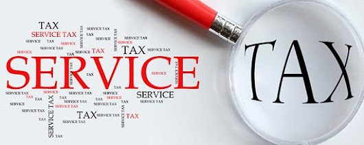 Service tax rate applicable in India