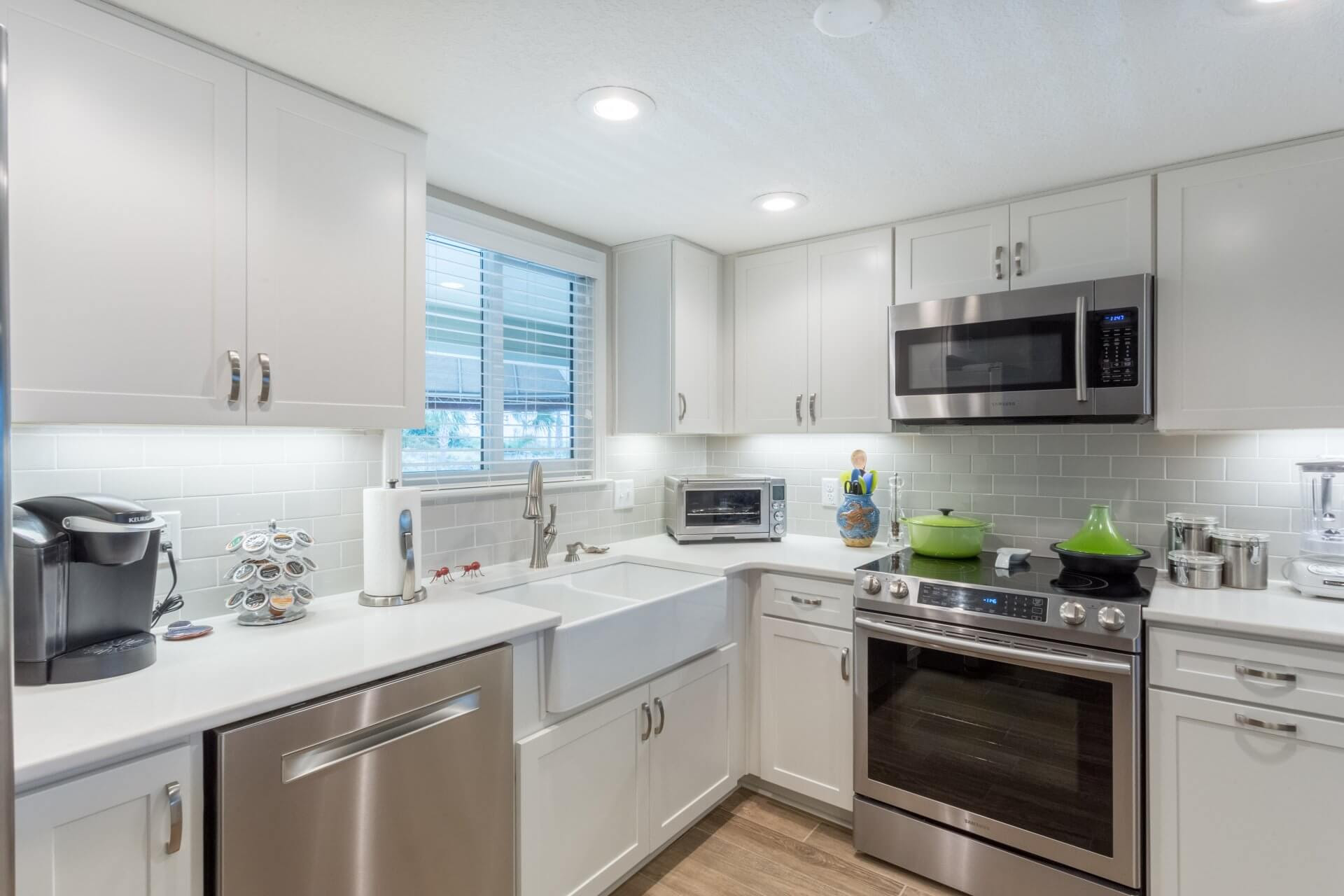 Washington DC Kitchen Remodeling for Mt. Pleasant Row ...