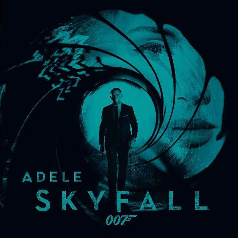 Skyfall (Single Cover), Adele