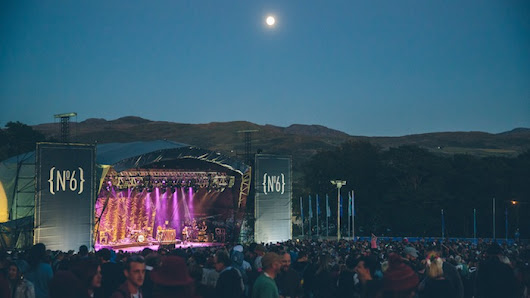Win a pair of tickets to Festival No.6