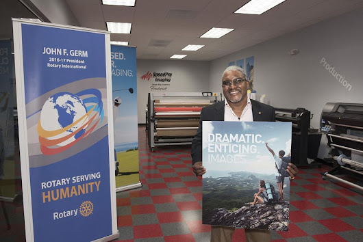Open for Business: SpeedPro Imaging brings wide-format printing to Frederick