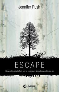 Escape 1 Cover