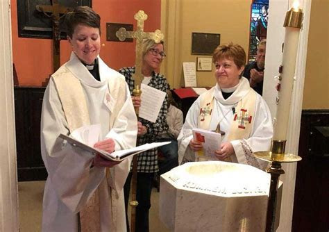 New Jersey ELCA 'Church' Holds 'Renaming' Ceremony for