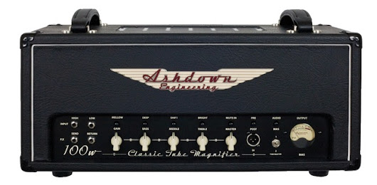 Ashdown CTM 100 2017 Black Amp For Sale NordSound F:ma