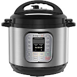Instant Pot DUO80 7-In-1 Multi-Functional Electric Pressure Cooker, 8 qt