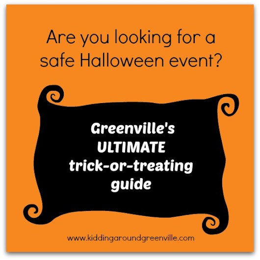 The 2014 Ultimate Halloween List – Kidding Around Greenville