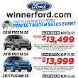 Winner Ford Cherry Hill | New Ford dealership in Cherry Hill, NJ 08034