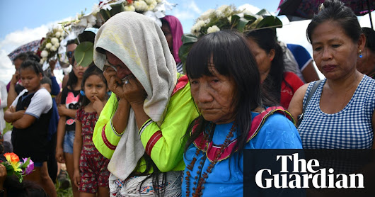Peru's brutal murders renew focus on tourist boom for hallucinogenic brew | World news | The Guardian