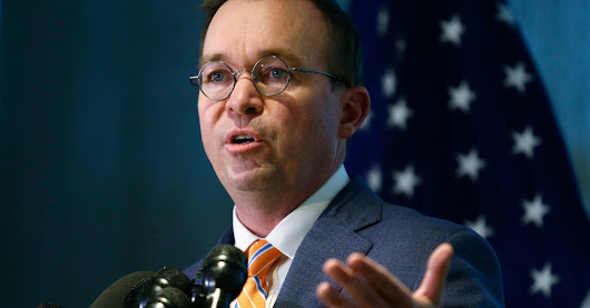 Mick Mulvaney worries about 'moral' consequences of failing to pay student loans