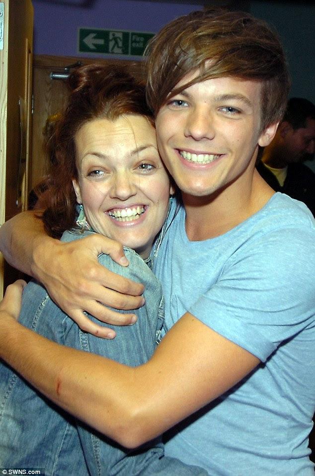 Eldest: Johannah era de suporte da carreira itinerante de seu filho e visitou-o em sua nova casa em Los Angeles regularmente