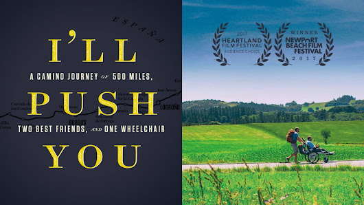 I'll Push You: 500 Miles, Two Best Friends and One Wheelchair