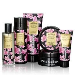 Sonia Kashuk Bath and Body Collection Pink Innocencia