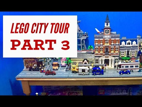 Lego City Tour - JANUARY 2019 - Part 3 [VIDEO]