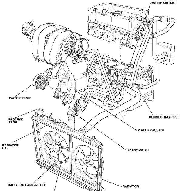 2004 Honda Civic Wiring Diagram