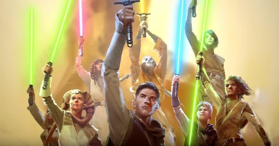 Star Wars The High Republic Avengers Endgame Joe Russo