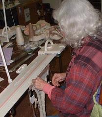 N. Patricia knitting