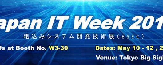 Neousys Invites you to visit us at Japan IT Week 2017, Tokyo, Japan