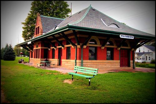 Wauseon station