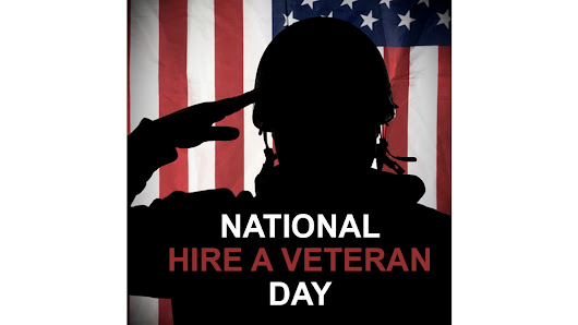 July 25 is National Hire A Veteran Day