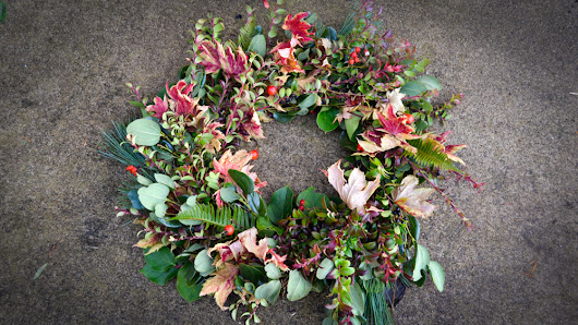 How to Make a Wreath – Holiday / Spring / Fall / Anytime Wreath DIY - PNW from Scratch