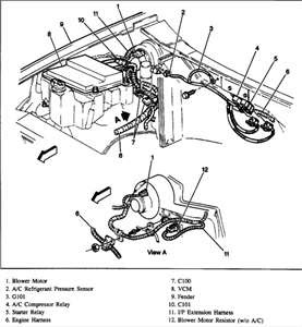 1997 Chevy S10 Wiring Diagram - Chevy Diagram