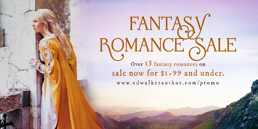Multi-author fantasy romance SALE - Author Cate Rowan