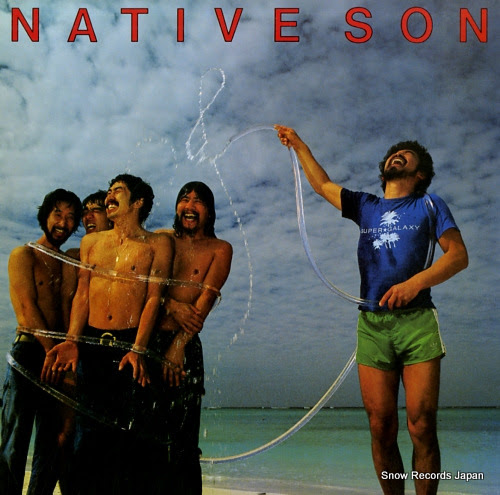 NATIVE SON s/t