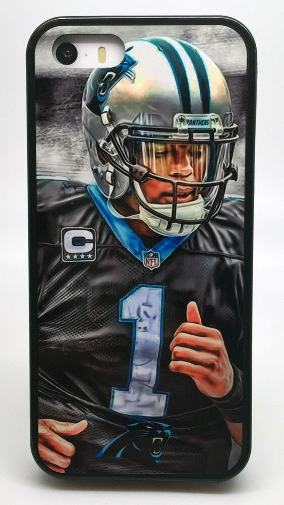NEW CAM NEWTON PANTHERS QB NFL PHONE CASE COVER FOR IPHONE 7 6S 6 PLUS 6 5C 5S 4  eBay